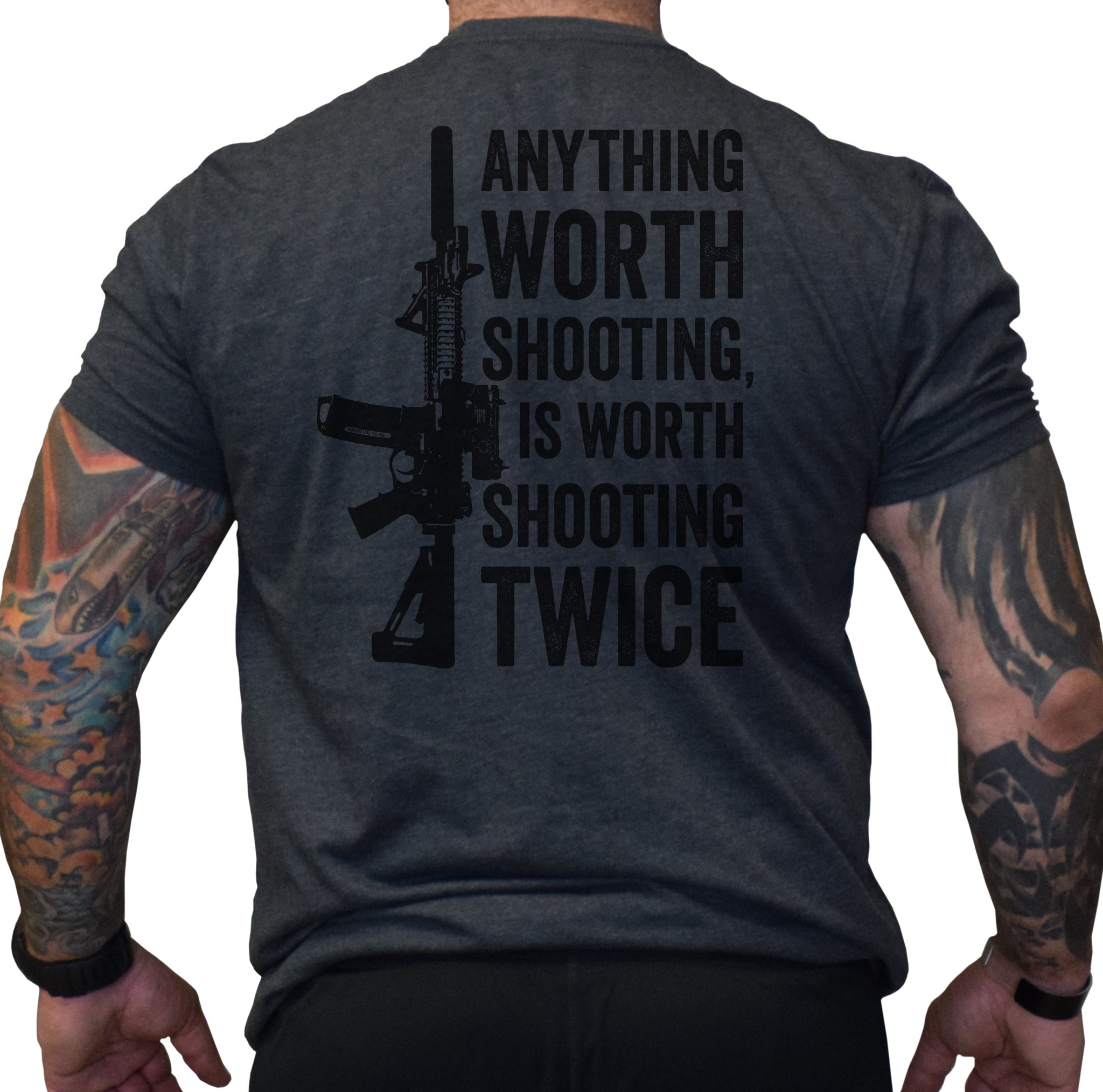 Anything Worth Shooting RGR