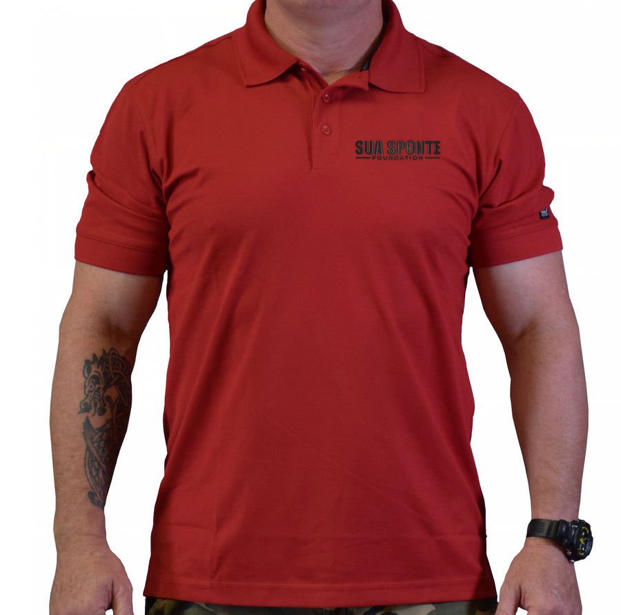Sua Sponte Foundation Logo Polo