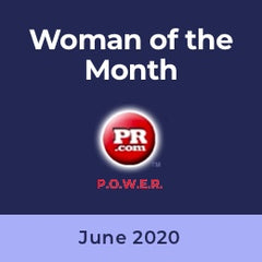 Woman of the Month (June 2020)