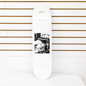 Raymond Pettibon x Supreme Blood and Sperm Deck