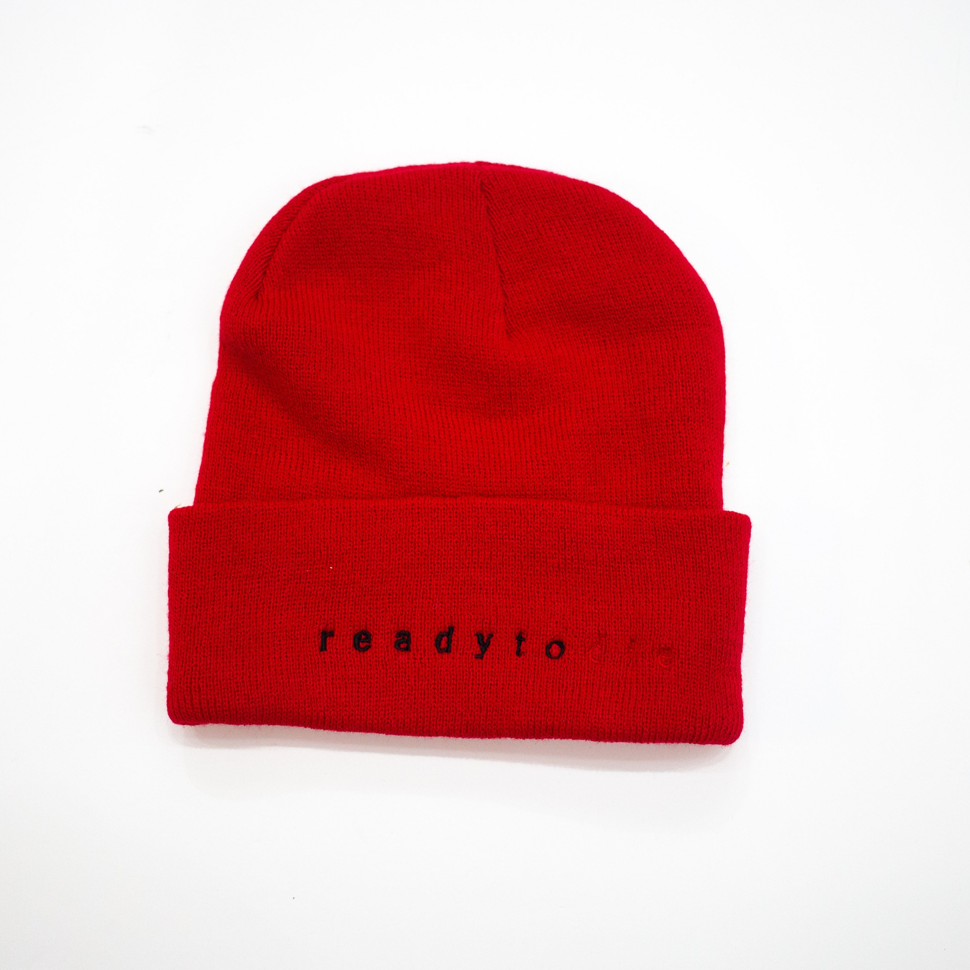 "BIGGIE ""Ready To Die"" Beanie"