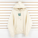 Load image into Gallery viewer, LAAMS Emblem Cream Hoodie