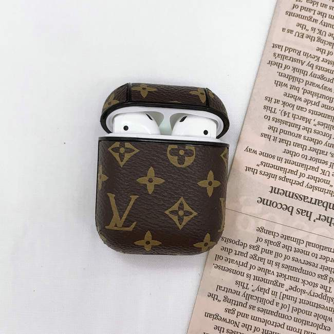 Louis Vuitton AirPods Leather Case - Emma's Boutique