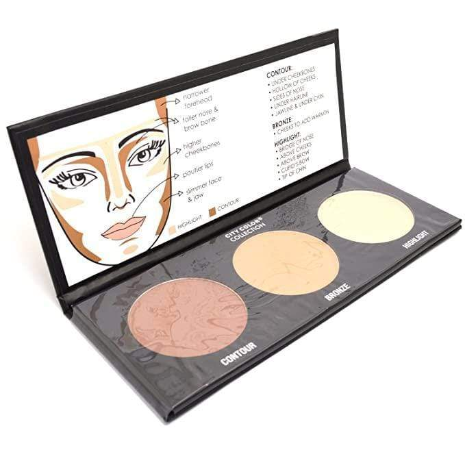 CONTOUR EFFECTS 2 PALETTE - Emma's Boutique
