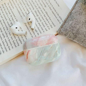 Fresh Style Marble Design AirPods Pro Case - Emma's Boutique