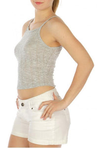 Ripped tank top - Emma's Boutique