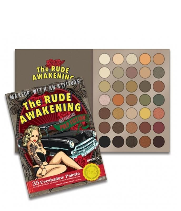 The Rude Awakening Palette Book 5 - Emma's Boutique