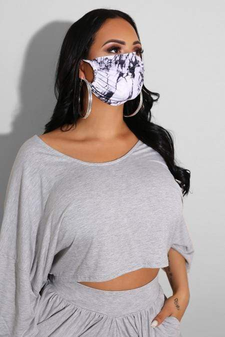 Tie Dye Face Mask - Emma's Boutique