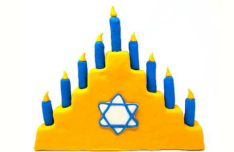 Sweet Menorah