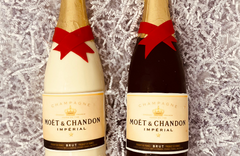 Chocolate Champagne Smash Bottle