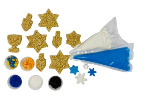 Chanukah Cookie Decorating Kit