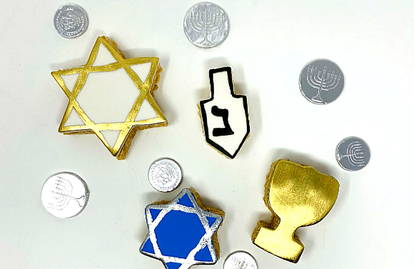 Chanukah Cookies