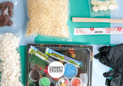 Custom Sweet Sushi Kit
