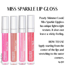 Load image into Gallery viewer, Sparkle Lip Gloss