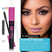 Load image into Gallery viewer, Mascara 3D Effect High Definition