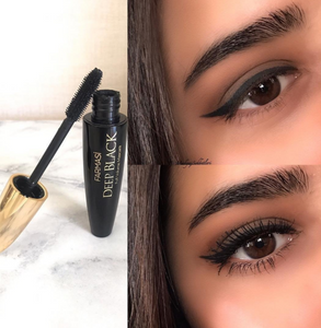 Mascara Deep Black