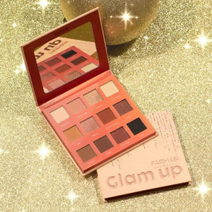 Make Up Glam Up Eye shadow Pallete 12