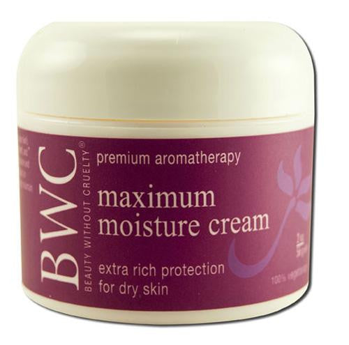 Beauty Without Cruelty Maximum Moisture Cream - 2 Oz