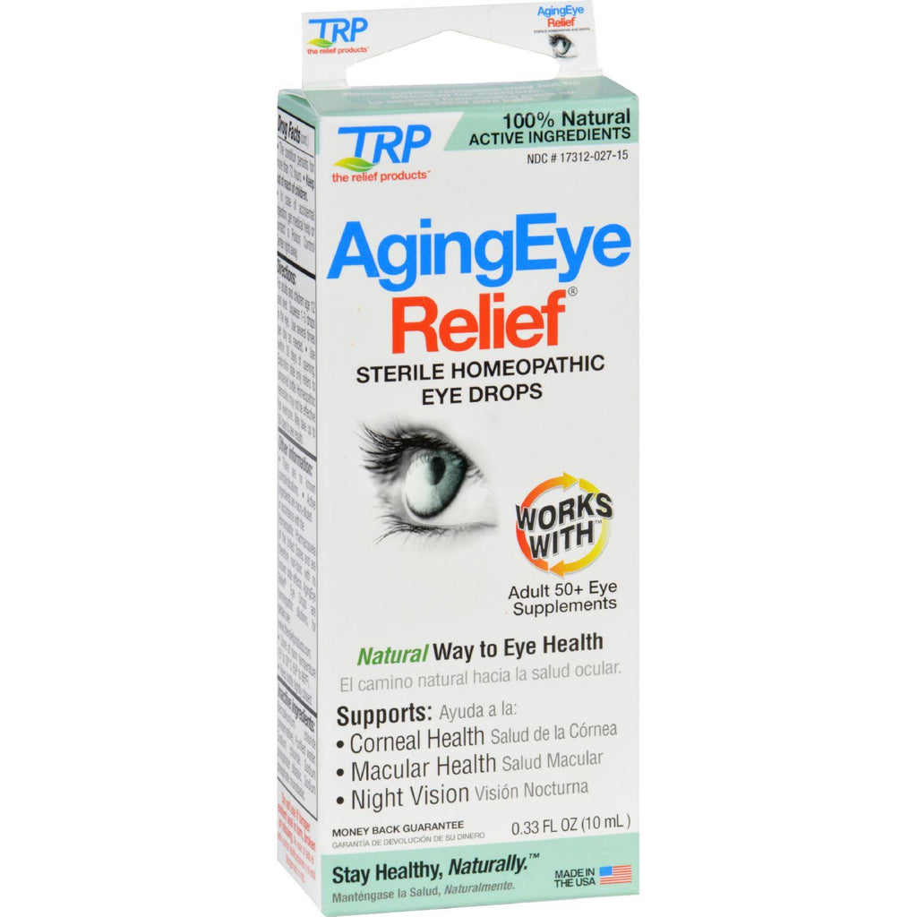 Trp Agingeye Relief - .33 Oz