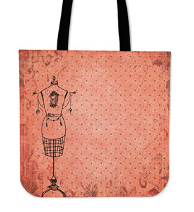 Clothing Dummy Cloth Tote Bag