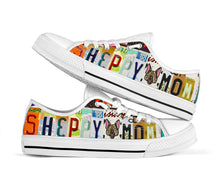 Load image into Gallery viewer, Sheppy Mom Low Top Shoes