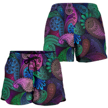 Load image into Gallery viewer, Crazy Paisley Shorts