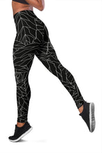 Load image into Gallery viewer, Women's Autumn Leaves Leggings