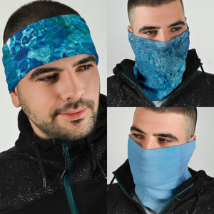 Ocean's on You! Bandana - Neck Gaiter - Mask