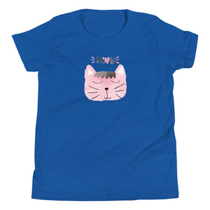 Meow! Youth Short Sleeve T-Shirt