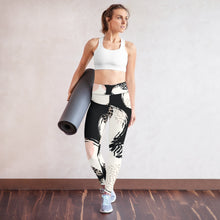 Load image into Gallery viewer, Dots Yoga Leggings