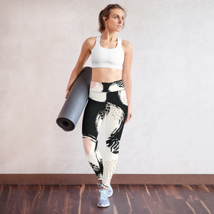 Dots Yoga Leggings