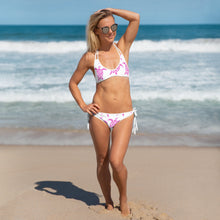 Load image into Gallery viewer, Sea Turtle Pink and White Bikini