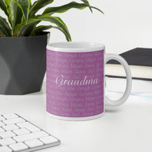 Load image into Gallery viewer, Grandma Mug