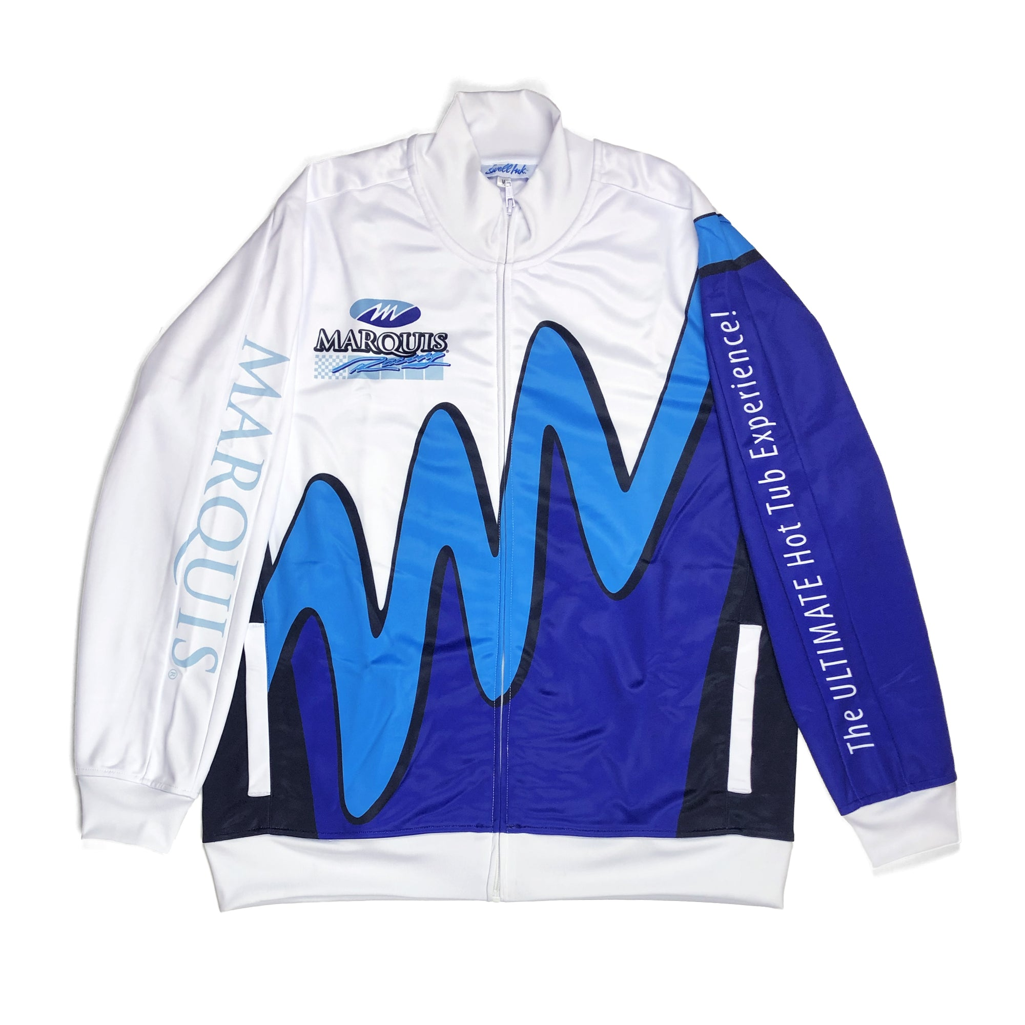 Marquis Racing No. 40 Track Jacket