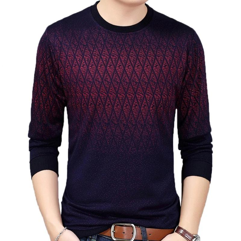 Casual pullover men sweater