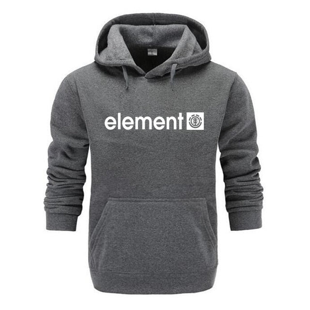 Long Sleeve  Mens Hoodies