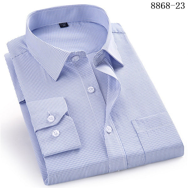 Men's Business Dress Shirt