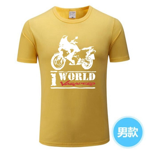 T-Shirt For Motorcycle fan's