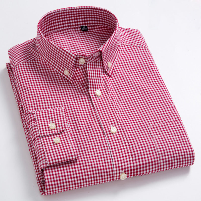Men's Standard  Dress Shirt