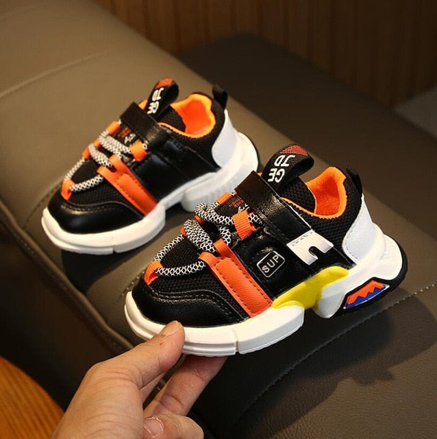 Sports running shoes for boys