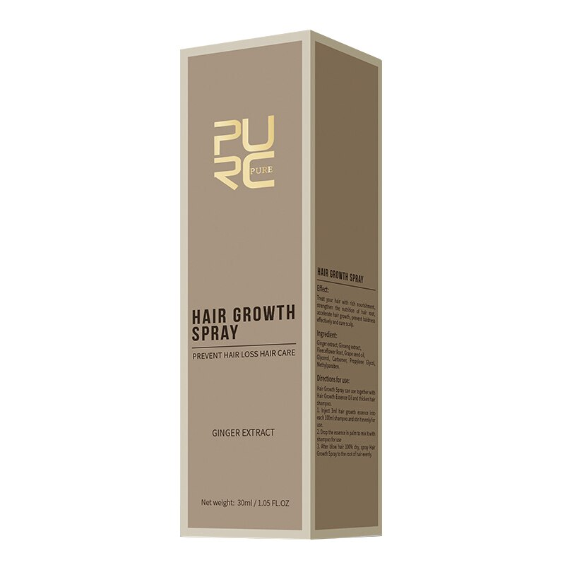 Men 30ml Hair Growth Spray
