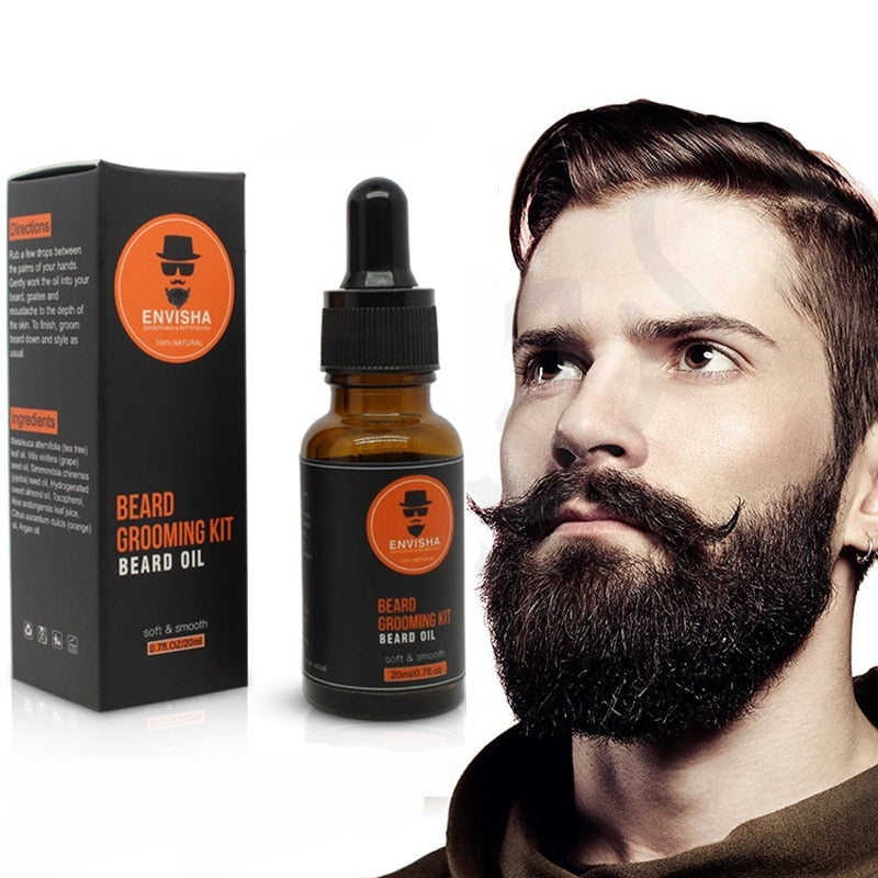 Organic Groomed Beard oil