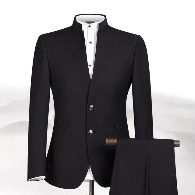 Slim Fit Men Suits