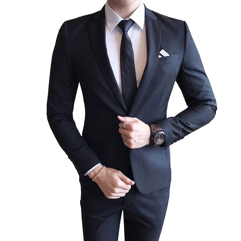 Casual Business Dress Suits