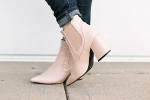 Start Here, Go Anywhere Booties