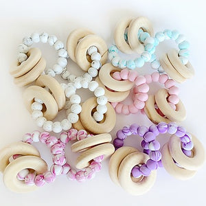 Wooden Ring Teethers