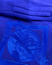 Load image into Gallery viewer, Hussle Man Royal blue Sweat Suit