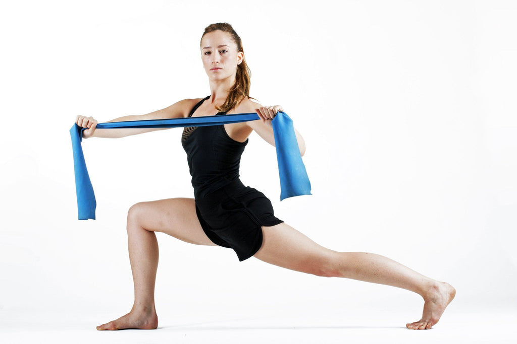 Long Flat Workout Yoga And Physical Therapy Resistance