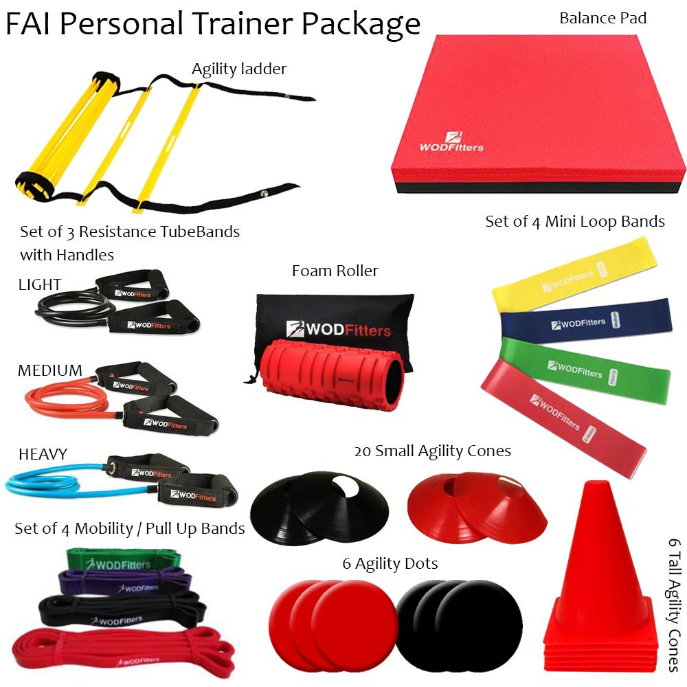 FAI Personal Trainer Package