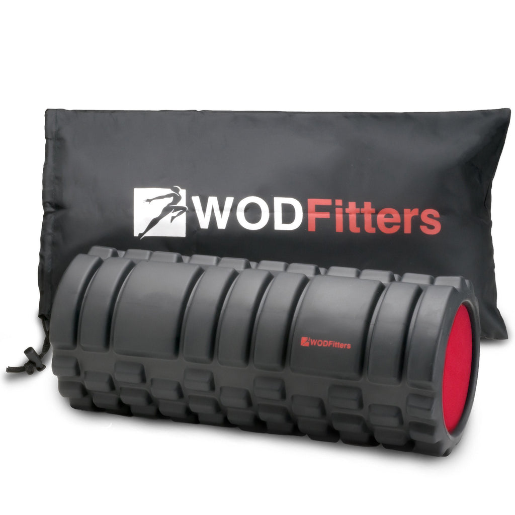 WODFitters Foam Roller for Trigger Point Massage and Recovery - A Lot of satisfied Customers